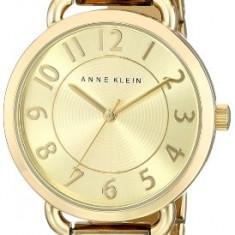 Anne Klein Women's AK 1606BKGB Easy-to-Read   100% original, import SUA, 10 zile lucratoare af22508 - Ceas dama Anne Klein, Elegant, Quartz, Analog