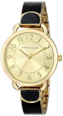 Anne Klein Women's AK 1606BKGB Easy-to-Read | 100% original, import SUA, 10 zile lucratoare af22508 foto