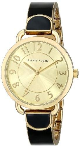 Anne Klein Women's AK 1606BKGB Easy-to-Read | 100% original, import SUA, 10 zile lucratoare af22508 foto mare