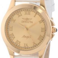 Invicta Women's 14805 Angel 18k Gold | 100% original, import SUA, 10 zile lucratoare af22508 - Ceas dama Invicta, Casual, Quartz, Analog