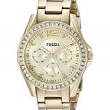 Fossil Women's ES3203 Riley Multifunction Gold-Tone | 100% original, import SUA, 10 zile lucratoare af22508 - Ceas dama Fossil, Analog