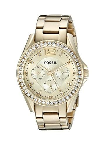 Fossil Women's ES3203 Riley Multifunction Gold-Tone | 100% original, import SUA, 10 zile lucratoare af22508 foto mare