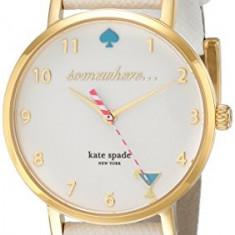 Kate spade new york Women's 1YRU0765 | 100% original, import SUA, 10 zile lucratoare af22508 - Ceas dama Kate Spade, Analog