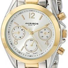 Akribos XXIV Women's AK809TTG Analog Display | 100% original, import SUA, 10 zile lucratoare af22508 - Ceas dama