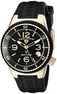 Swiss Legend Women's 11840P-YG-01 Neptune Black | 100% original, import SUA, 10 zile lucratoare af22508 foto