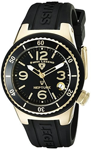 Swiss Legend Women's 11840P-YG-01 Neptune Black | 100% original, import SUA, 10 zile lucratoare af22508