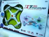 Drona x7 cu camera video HD(cel mai mic pret de pe okazii)