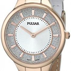 Pulsar Women's PM2130 Analog Display Japanese | 100% original, import SUA, 10 zile lucratoare af22508 - Ceas dama