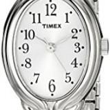 Timex Women's T2N9819J Elevated Classics Oval | 100% original, import SUA, 10 zile lucratoare af22508 - Ceas dama Timex, Casual, Quartz, Analog