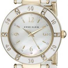 Anne Klein Women's 109416WTWT Swarovski Crystal-Accented | 100% original, import SUA, 10 zile lucratoare af22508 - Ceas dama Anne Klein, Analog