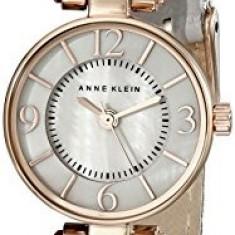 Anne Klein Women's AK 2030RGTP Rose   100% original, import SUA, 10 zile lucratoare af22508 - Ceas dama Anne Klein, Elegant, Quartz, Analog