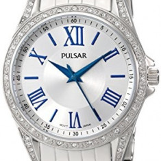 Pulsar Women's PG2003 Analog Display Japanese | 100% original, import SUA, 10 zile lucratoare af22508 - Ceas dama Pulsar, Elegant, Quartz