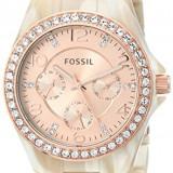 Fossil Women's ES3579 Riley Multifunction Pearlized | 100% original, import SUA, 10 zile lucratoare af22508 - Ceas dama Fossil, Analog
