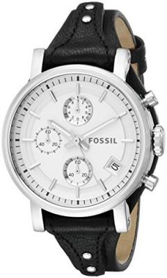 Fossil Women's ES3817 Original Boyfriend Stainless | 100% original, import SUA, 10 zile lucratoare af22508 foto