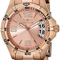 Invicta Women's 15120 Specialty 18k Rose | 100% original, import SUA, 10 zile lucratoare af22508 - Ceas dama Invicta, Casual, Quartz, Analog