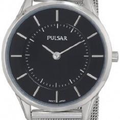 Pulsar Women's PTA501X Stainless Steel Watch | 100% original, import SUA, 10 zile lucratoare af22508 - Ceas dama Pulsar, Elegant, Quartz, Analog