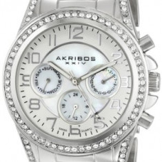 Akribos XXIV Women's AK683SS Ultimate Swiss | 100% original, import SUA, 10 zile lucratoare af22508 - Ceas dama Akribos, Elegant, Analog