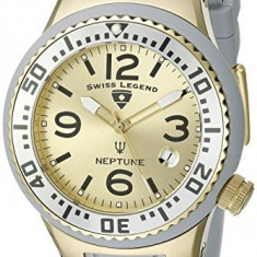 Swiss Legend Women's 11044P-YG-014 Neptune Gold | 100% original, import SUA, 10 zile lucratoare af22508 - Ceas dama Swiss Legend, Analog