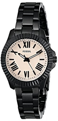 Fossil Women's AM4614 Cecile Small Three-Hand | 100% original, import SUA, 10 zile lucratoare af22508 foto
