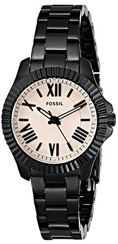 Fossil Women's AM4614 Cecile Small Three-Hand | 100% original, import SUA, 10 zile lucratoare af22508 foto mare