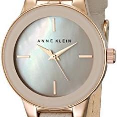 Anne Klein Women's AK 2032RGTP Rose | 100% original, import SUA, 10 zile lucratoare af22508 - Ceas dama Anne Klein, Elegant, Quartz, Analog