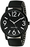 Nine West Women's NW 1571BKBK Black | 100% original, import SUA, 10 zile lucratoare af22508, Casual, Quartz, Analog, Nine West