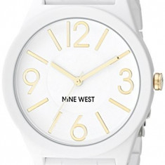 Nine West Women's NW 1678WTWT Matte | 100% original, import SUA, 10 zile lucratoare af22508 - Ceas dama Nine West, Casual, Quartz, Analog
