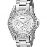Fossil Women's ES3202 Riley Multifunction Stainless | 100% original, import SUA, 10 zile lucratoare af22508 - Ceas dama Fossil, Analog