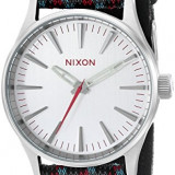 Nixon Men's A3772010 Sentry 38 Leather | 100% original, import SUA, 10 zile lucratoare af22508