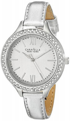 Caravelle New York Women's 43L167 Analog-Display | 100% original, import SUA, 10 zile lucratoare af22508 foto