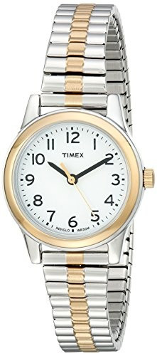 Timex Women's T2N068 Elevated Classics Dress   100% original, import SUA, 10 zile lucratoare af22508 foto mare