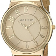 Anne Klein Women's AK 1928TNTN Easy | 100% original, import SUA, 10 zile lucratoare af22508 - Ceas dama Anne Klein, Analog