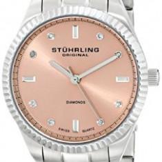Stuhrling Original Women's 607L 02 Symphony | 100% original, import SUA, 10 zile lucratoare af22508 - Ceas dama Stuhrling, Analog