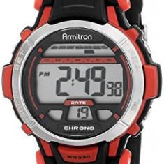 Armitron Sport Women's 45 7036RED Red | 100% original, import SUA, 10 zile lucratoare af22508 - Ceas dama, Quartz, Electronic
