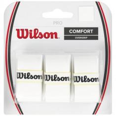 Wilson-Pro Overgrip 3 bucati albe - Grip tenis