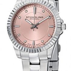Stuhrling Original Women's 408LL 02 Symphony | 100% original, import SUA, 10 zile lucratoare af22508 - Ceas dama Stuhrling, Elegant, Quartz, Analog