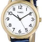 Timex Women's T2N954 Elevated Classics Gold-Tone | 100% original, import SUA, 10 zile lucratoare af22508 - Ceas dama Timex, Casual, Quartz, Analog