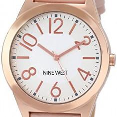 Nine West Women's NW 1660SVPK Analog | 100% original, import SUA, 10 zile lucratoare af22508 - Ceas dama Nine West, Casual, Quartz