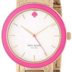 Kate spade new york Women's 1YRU0253 | 100% original, import SUA, 10 zile lucratoare af22508 - Ceas dama Kate Spade, Casual, Analog