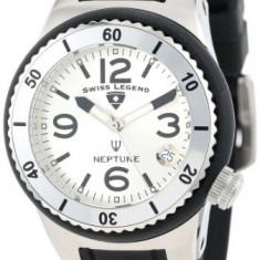 Swiss Legend Women's 11840P-02S Neptune Silver | 100% original, import SUA, 10 zile lucratoare af22508 - Ceas dama Swiss Legend, Analog