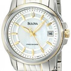 Bulova Women's 98M112 Precisionist Mother-of-Pearl Dial   100% original, import SUA, 10 zile lucratoare af22508 - Ceas dama Bulova, Analog