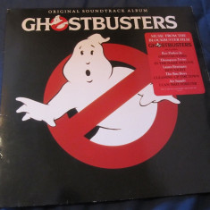 Ghostbusters (Original Soundtrack Album 1984, Arista) Disc vinil LP original - Muzica soundtrack