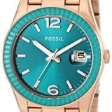 Fossil Women's ES3730 Perfect Boyfriend Rose | 100% original, import SUA, 10 zile lucratoare af22508 - Ceas dama Fossil, Analog