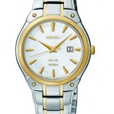 Seiko Women's SUT128 Dress Solar Analog | 100% original, import SUA, 10 zile lucratoare af22508 - Ceas dama