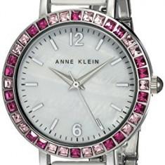 Anne Klein Women's AK 1443PKWT Pink | 100% original, import SUA, 10 zile lucratoare af22508 - Ceas dama Anne Klein, Analog