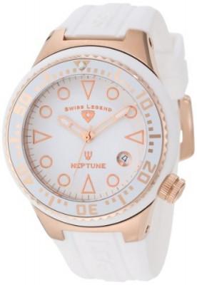 Swiss Legend Women's 11044D-RG-02-WHT Neptune White | 100% original, import SUA, 10 zile lucratoare af22508 foto