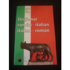 GHE. BEJAN, F. ALBERTINI - DICTIONAR ROMAN ITALIAN * ITALIAN ROMAN