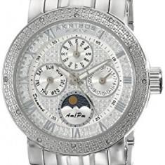 Akribos XXIV Women's AK614SS Grandiose Diamond | 100% original, import SUA, 10 zile lucratoare af22508 - Ceas dama Akribos, Casual, Quartz, Analog
