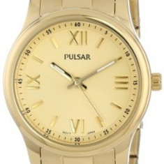 Pulsar Women's PH8062 Analog Display Japanese   100% original, import SUA, 10 zile lucratoare af22508 - Ceas dama Pulsar, Elegant, Quartz