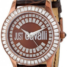 Just Cavalli Women's R7251169055 Ice Gold | 100% original, import SUA, 10 zile lucratoare af22508 - Ceas dama Just Cavalli, Casual, Analog